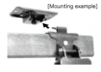 TK20_Mounting example